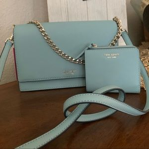 🦋 new Kate spade set bag and wallet 🦋